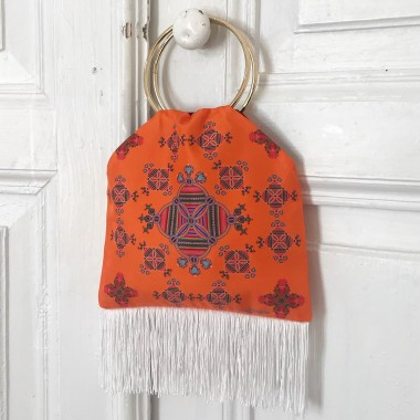 Ring Bag Mexicano Orange